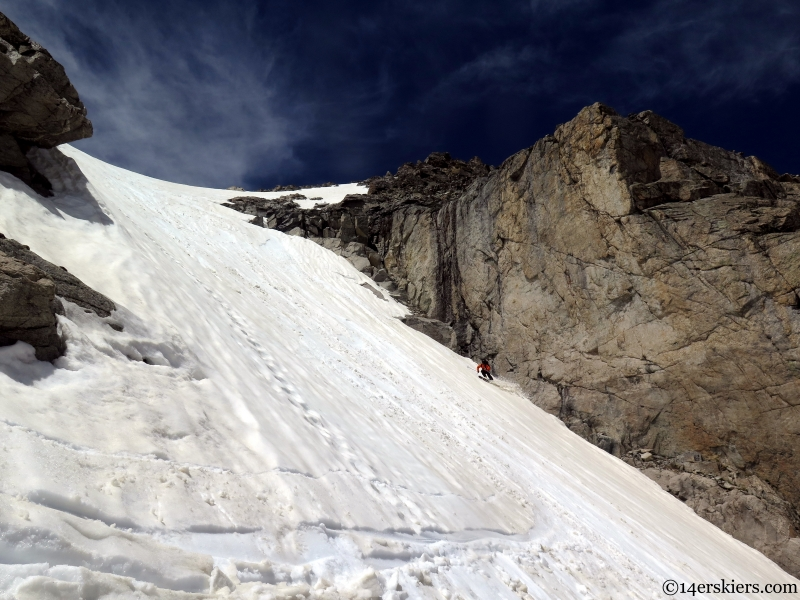 steep summer skiing colorado