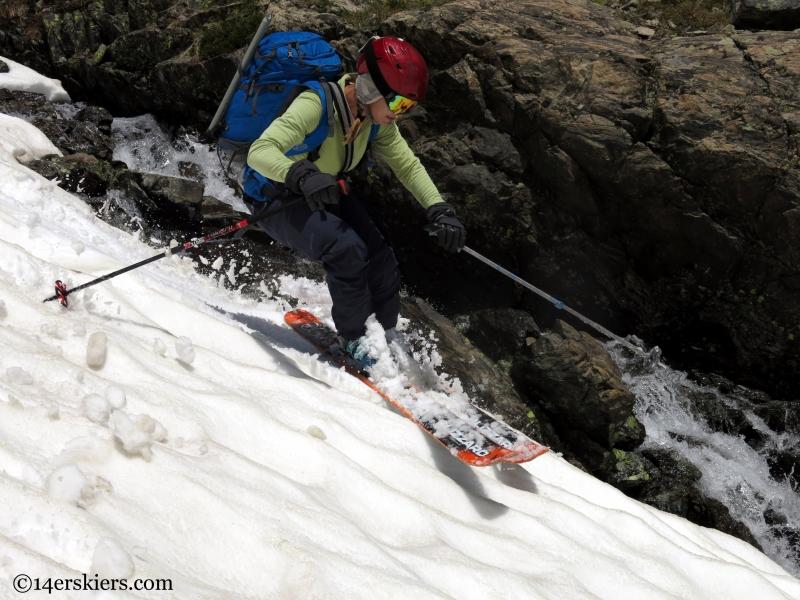 CO summer skiing