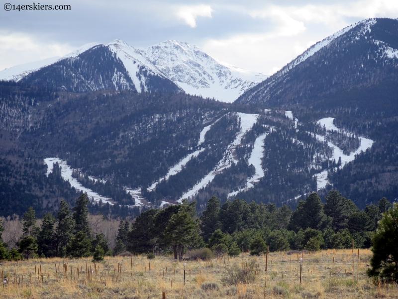 Conquistador ski area