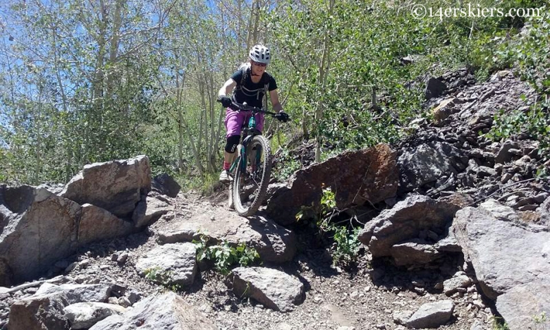 silver creek mountain biking