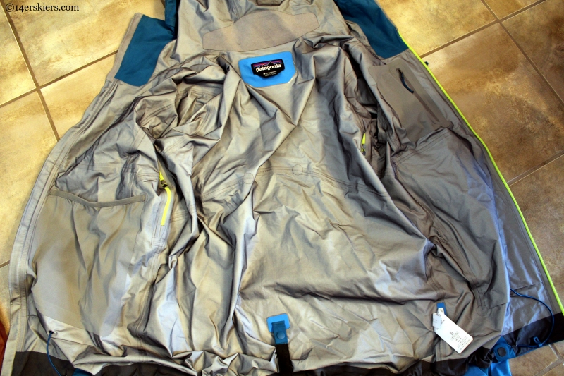 Interior Patagonia Refugitive Jacket