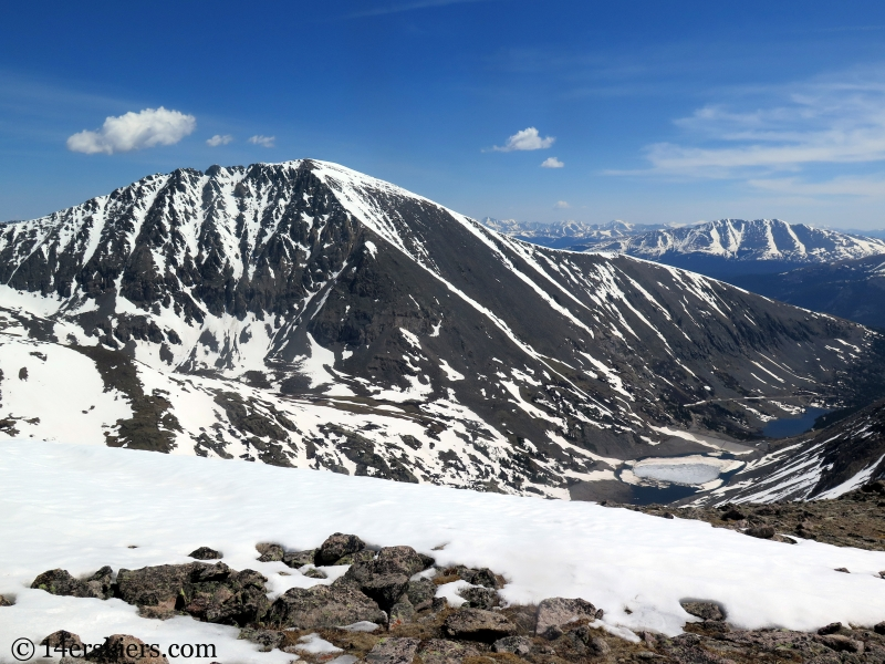 Views from the Summit of North Star Mountain.