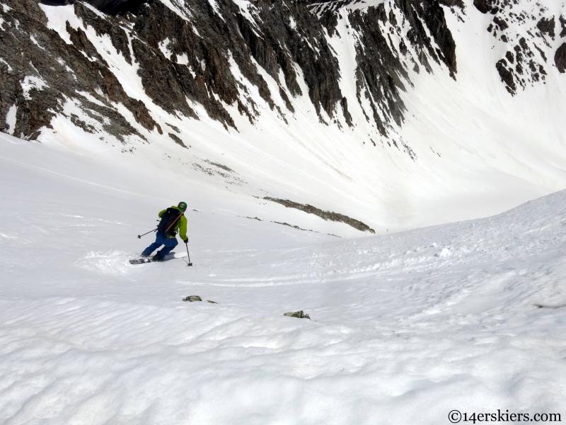 jordan white skiing star peak