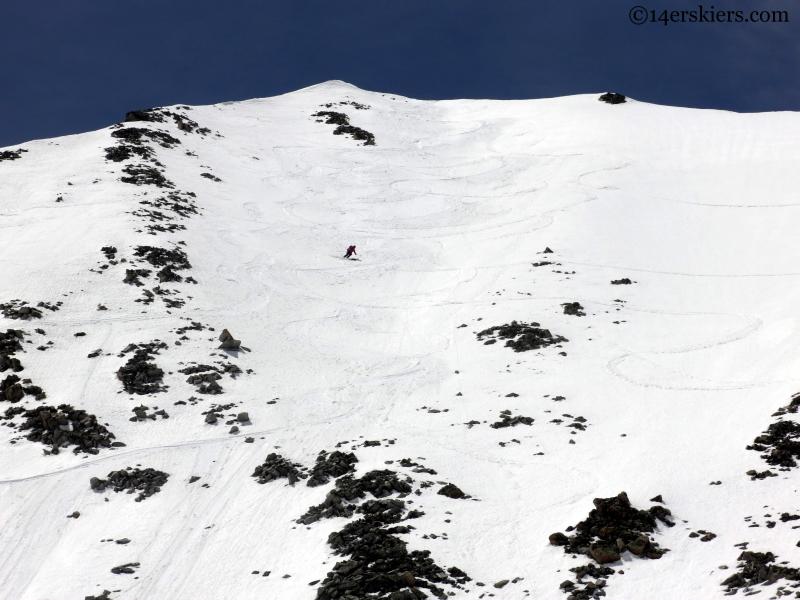 ne face star peak ski