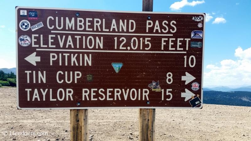 Cumberland Pass