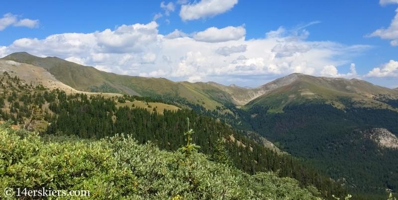 Cumberland Pass.