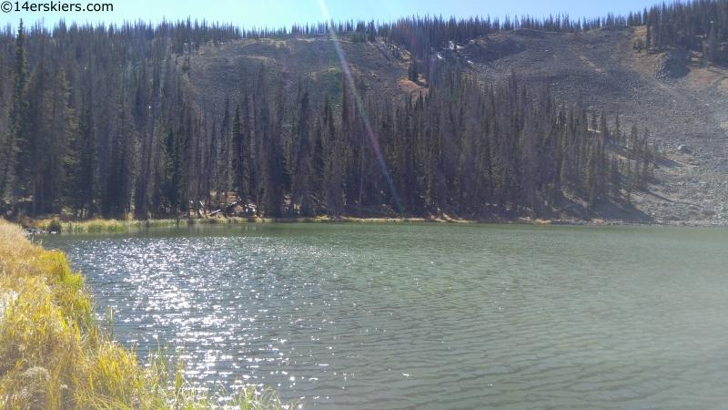 Baldy Lake Cochetopa Hills