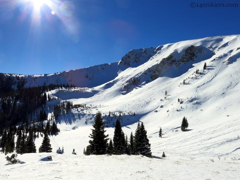 Berthoud Pass Avalanches