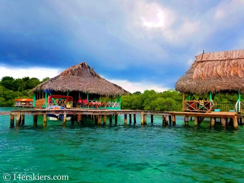 Bocas del Toro Boat tour.
