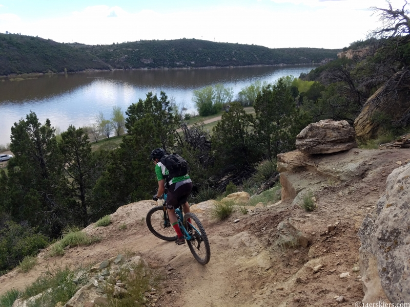 mountain biking southwest colorado