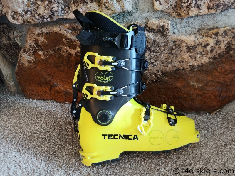 tecnica zero g tour pro AT ski boot