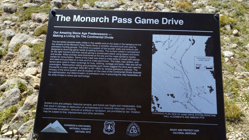 monarch pass game drive