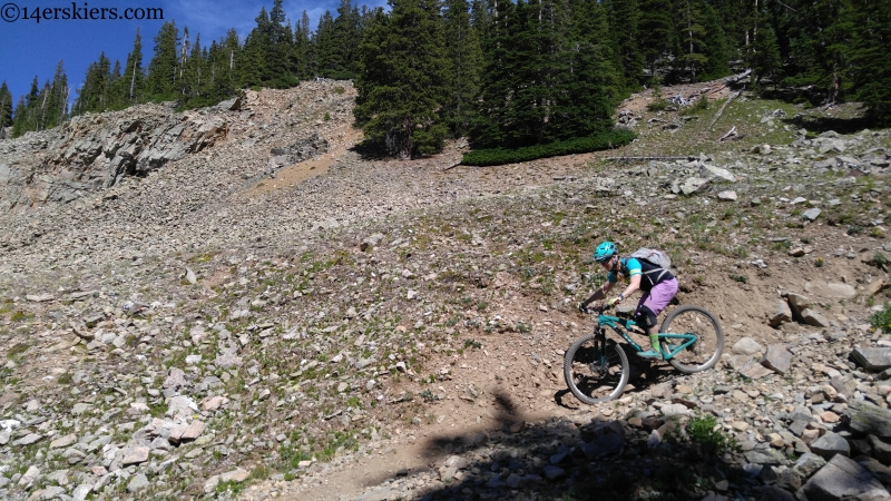 mountain bike cameron creek union park