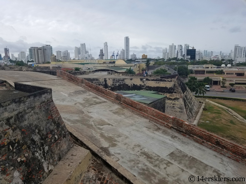 Contrasting Cartagena