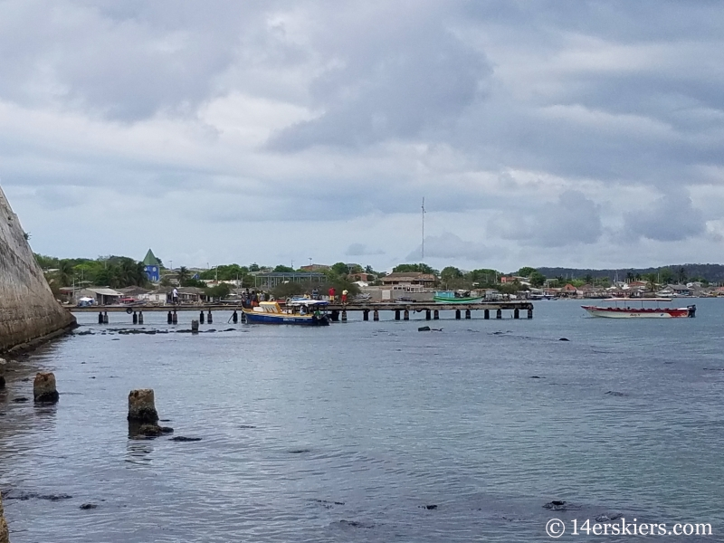 Bocachica Town.