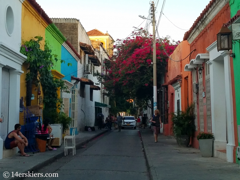 Getsemani in Cartagena