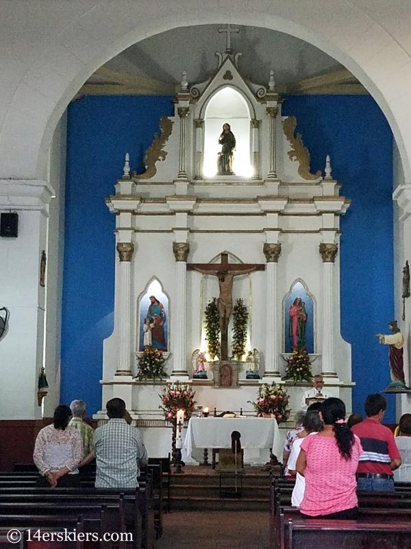 Ermita de San Roque in Getsemani, Cartagena.
