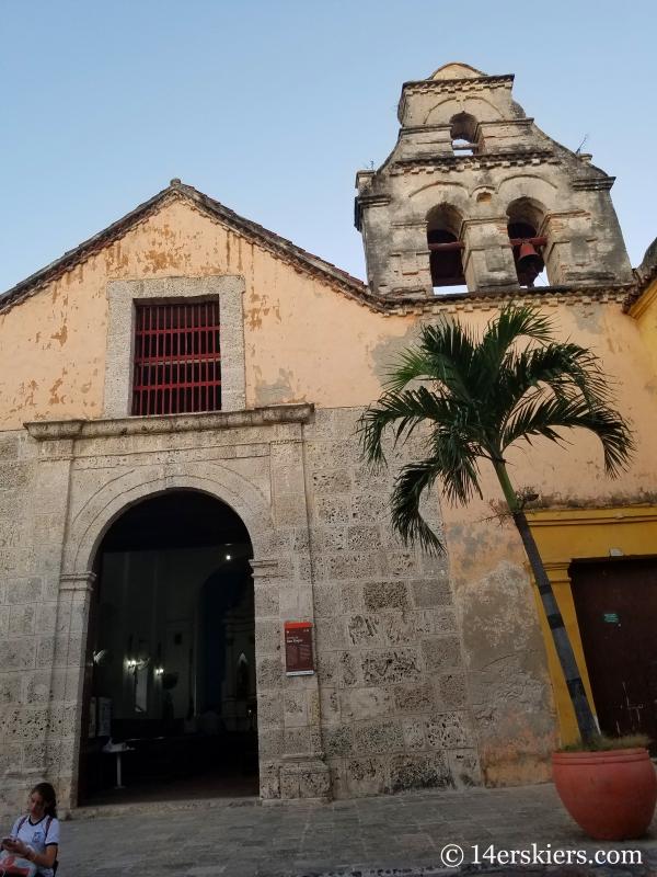 Ermita de San Roque in Getsemani, Cartagena