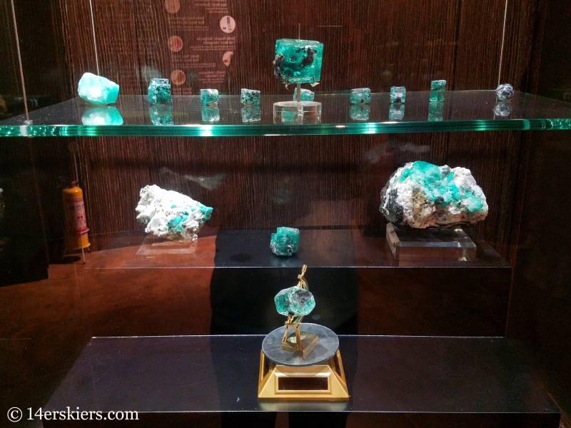 Emerald Museum in Cartagena