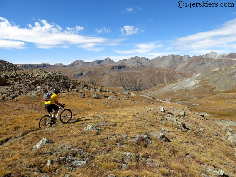 Ride the Colorado Trail