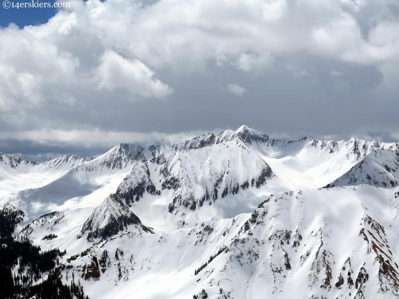 Star Peak, the Ribcage, and Greg Mace Peak