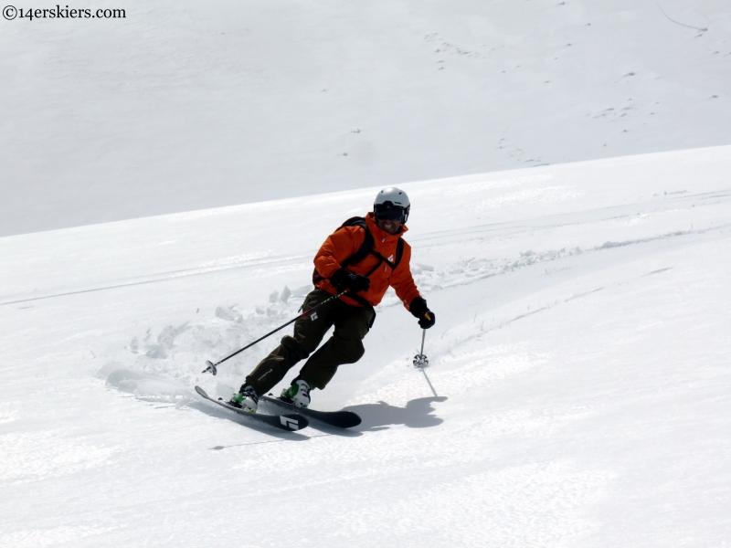 Black Diamond ski gear