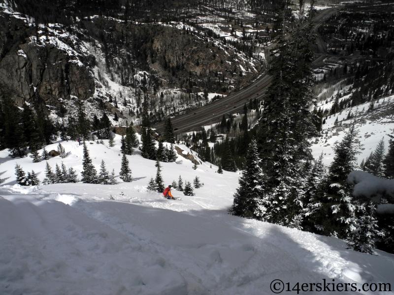 I-70 skiing