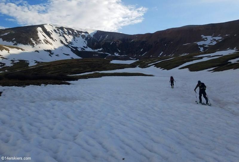 mount cameron ski