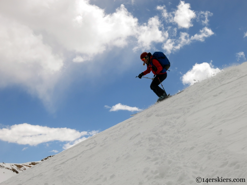 skiing the dream stream