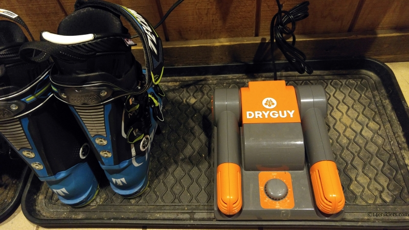 DryGuy Force Dry boot and glove dryer