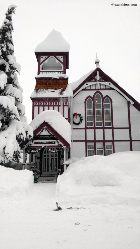 union congregational church crested butte