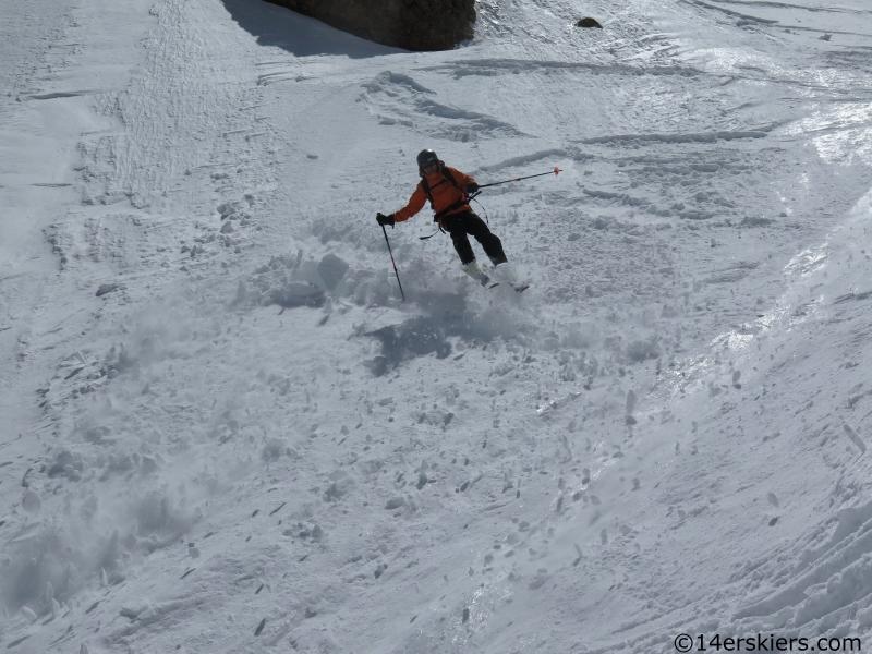 jump turns
