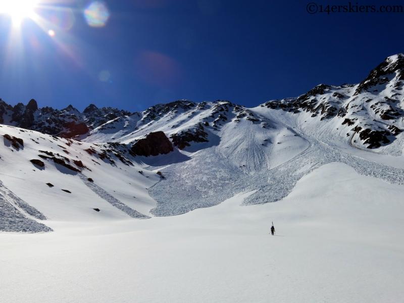 Climb fletcher Mountain