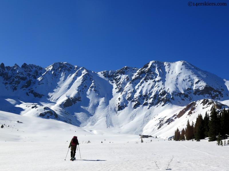 Fletcher Mountain Drift Peak