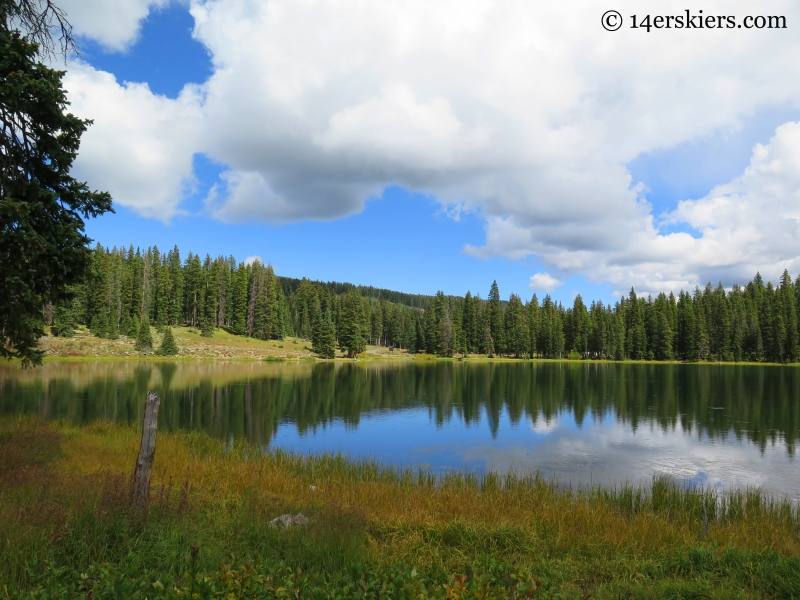 Cobbett Lake on the Grand Mesa