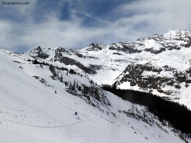 gendarme ridge