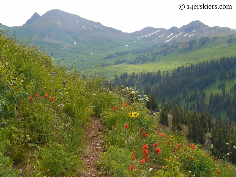 West Maroon Pass
