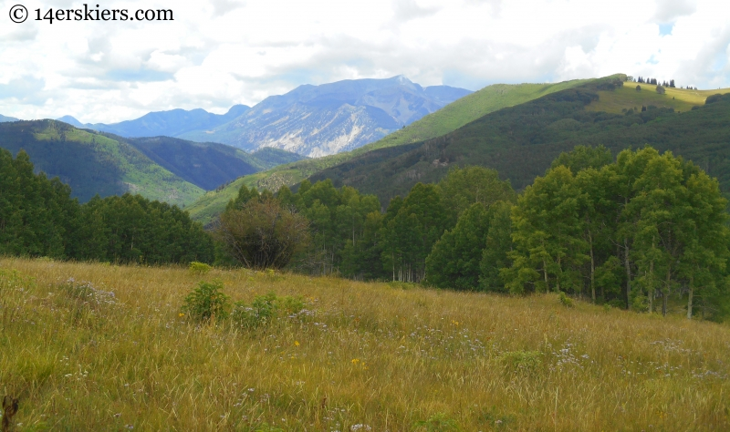 West Elk Wilderness near Crested Butte