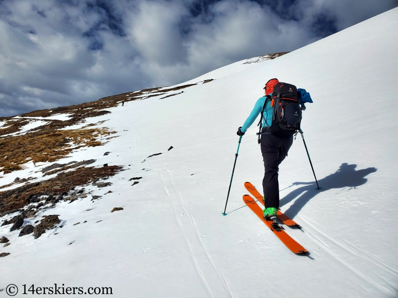 Horseshoe Mountain backcountry ski