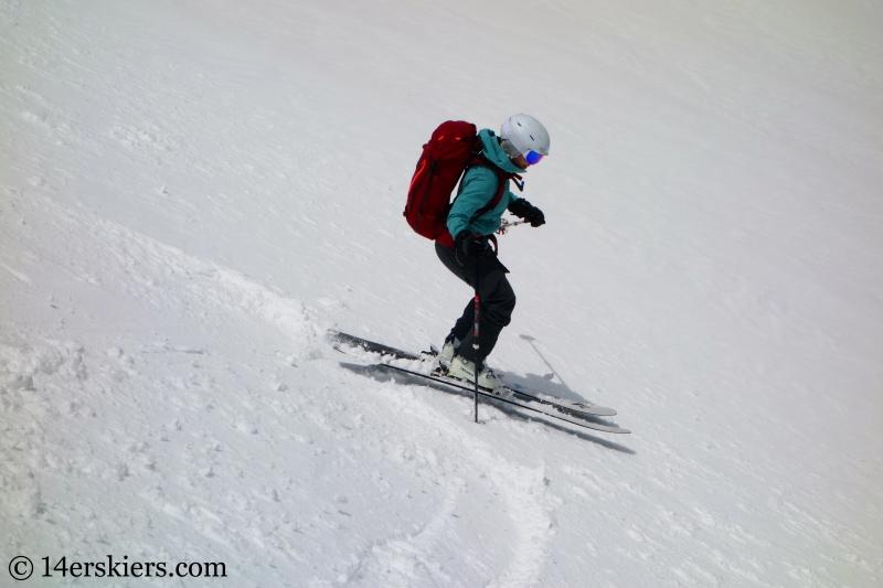 Horseshoe Mountain backcountry ski