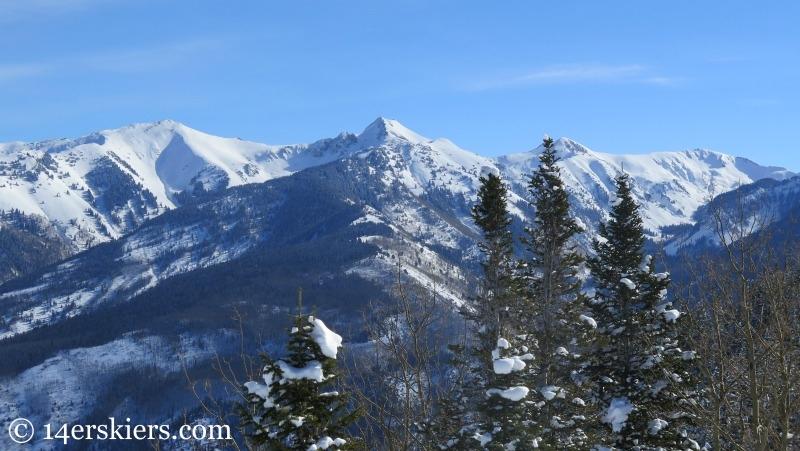 Views from Hunstman Ridge
