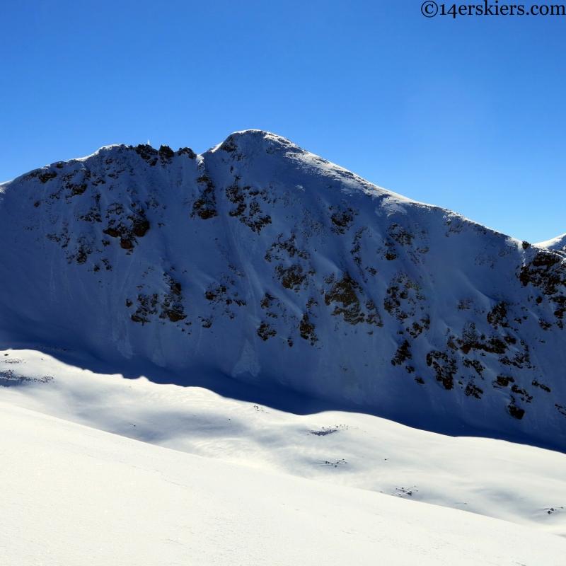 taylor park skiing