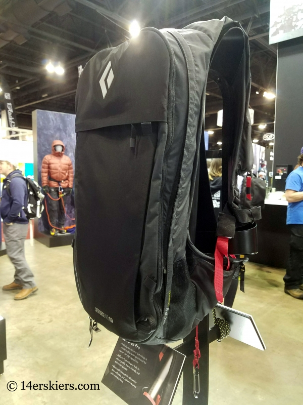 The Black Diamond JetForce Pro Avalanche Airbag