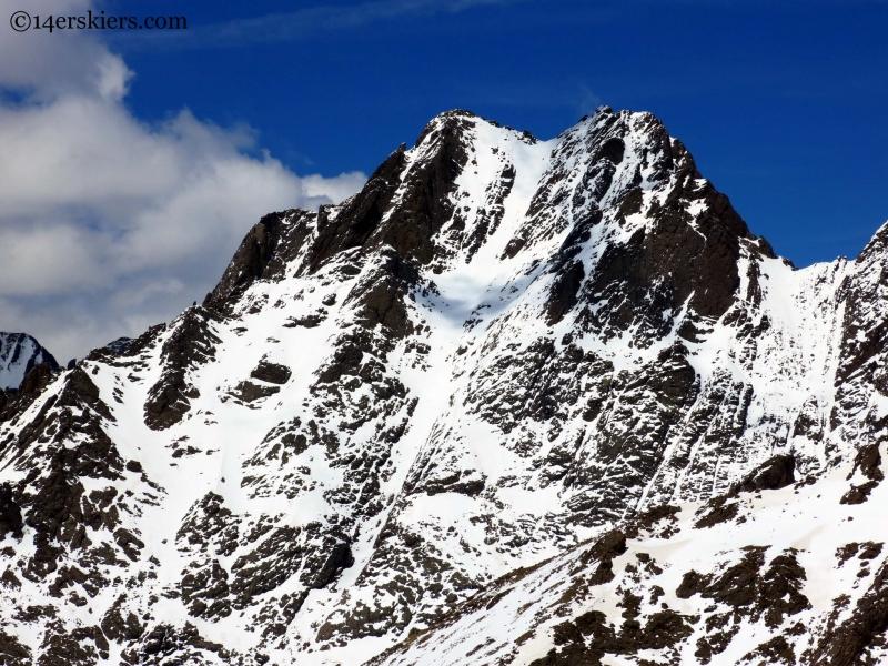 Crestone Peak ski