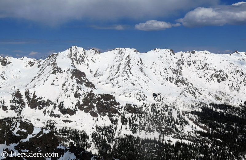 Peak Z, Gore Range.