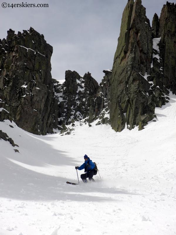 south san juan skiing