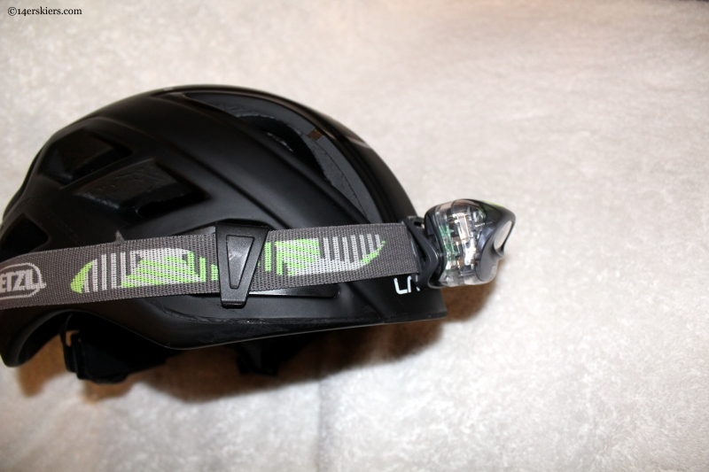 la sportiva mulaz helmet headlamp attachment