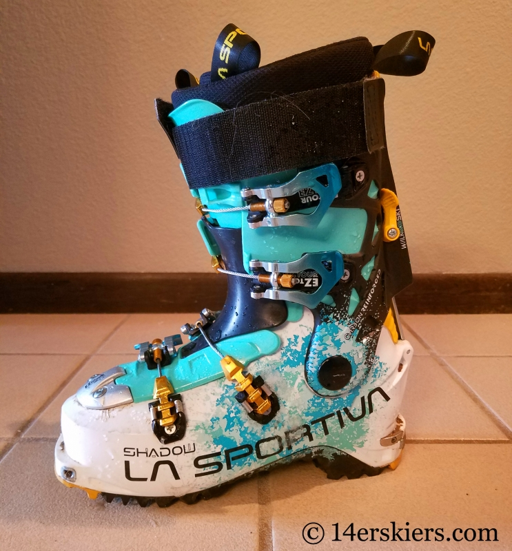 La Sportiva Shadow - women's freeride backcountry ski boot