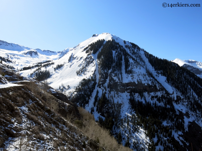 telluride backcountry
