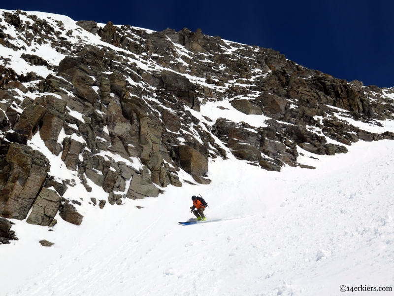 telluride backcountry skiing